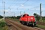 """Voith L04-10140 - DB Schenker """"261 089-7"""" 01.08.2012 - SaarmundNorman Gottberg"""