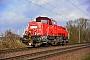 "Voith L04-10142 - DB Cargo ""261 091-3"" 16.02.2018 - Hamburg-MoorburgJens Vollertsen"