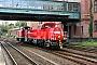 """Voith L04-10143 - DB Schenker """"261 092-1"""" 08.10.2012 - Hamburg-HarburgPatrick Bock"""