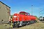 """Voith L04-10145 - DB Schenker """"261 094-7"""" 31.10.2012 - Zwickau, BetriebswerkPatrick Weiland"""