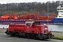 """Voith L04-10145 - DB Cargo """"261 094-7"""" 01.03.2019 - Kiel-Wik, NordhafenTomke Scheel"""