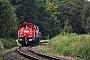 "Voith L04-10146 - DB Schenker ""261 095-4"" 28.08.2012 - Altenholz, Bahnübergang LummerbruchBerthold Hertzfeldt"