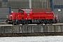"""Voith L04-10146 - DB Schenker """"261 095-4"""" 23.08.2012 - Kiel-Wik, NordhafenTomke Scheel"""