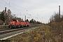 """Voith L04-10146 - DB Cargo """"261 095-4"""" 23.11.2017 - Leipzig-WiederitzschAlex Huber"""