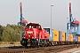 """Voith L04-10147 - DB Schenker """"261 096-2"""" 31.10.2012 - Hamburg-AltenwerderEdgar Albers"""