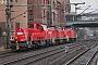 """Voith L04-10147 - DB Schenker """"261 096-2"""" 12.02.2013 - Hamburg-HarburgPatrick Bock"""