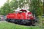"""Voith L04-10147 - DB Schenker """"261 096-2"""" 05.09.2014 - Kiel, OstuferhafenTomke Scheel"""