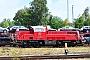 """Voith L04-10147 - DB Cargo """"261 096-2"""" 07.07.2018 - Cuxhaven, HauptbahnhofHarald Belz"""