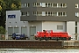"""Voith L04-10148 - DB Schenker """"261 097-0"""" 28.08.2012 - Kiel-Wik, NordhafenTomke Scheel"""