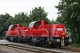 """Voith L04-10148 - DB Schenker """"261 097-0"""" 14.09.2012 - Kiel-SuchsdorfBerthold Hertzfeldt"""