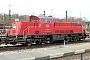 """Voith L04-10149 - DB Cargo """"261 098-8"""" 03.04.2016 - Seevetal, Rangierbahnhof MaschenAndreas Kriegisch"""