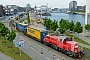 "Voith L04-10149 - DB Cargo ""261 098-8"" 05.06.2021 - KielTomke Scheel"