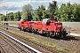 """Voith L04-10150 - DB Schenker """"261 099-6"""" 13.05.2014 - Hamburg-HausbruchPatrick Bock"""