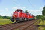 "Voith L04-10150 - DB Cargo ""261 099-6"" 10.07.2019 - Kiel-Meimersdorf, EidertalJens Vollertsen"