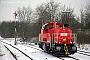 """Voith L04-10151 - DB Schenker """"261 100-2"""" 14.01.2013 - Kiel-SuchsdorfStefan Motz"""