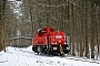 "Voith L04-10151 - DB Schenker ""261 100-2"" 14.01.2013 - Kiel-TannenbergBerthold Hertzfeldt"