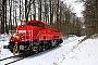 "Voith L04-10151 - DB Schenker ""261 100-2"" 14.01.2013 - Kiel, TannenbergBerthold Hertzfeldt"