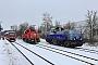 """Voith L04-10151 - DB Schenker """"261 100-2"""" 14.01.2013 - Suchsdorf, BahnhofBerthold Hertzfeldt"""