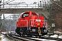"Voith L04-10151 - DB Schenker ""261 100-2"" 14.01.2013 - Kiel-MeimersdorfBerthold Hertzfeldt"