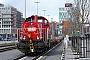 "Voith L04-10151 - DB Cargo ""261 100-2"" 06.04.2021 - KielHinnerk Stradtmann"