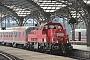 """Voith L04-10152 - DB Schenker """"261 101-0"""" 01.04.2014 - Köln, HauptbahnhofMarvin Fries"""