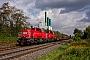 """Voith L04-10153 - DB Schenker """"261 102-8"""" 02.09.2015 - Duisburg-Wanheim, BahnhofMalte Werning"""