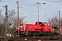 """Voith L04-10153 - DB Schenker """"261 102-8"""" 20.02.2014 - Herne, Rangierbahnhof Wanne-EickelIngmar Weidig"""