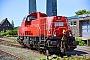 """Voith L04-10153 - DB Cargo """"261 102-8"""" 25.05.2018 - Kiel-Wik, NordhafenJens Vollertsen"""
