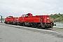 """Voith L04-10154 - DB Schenker """"261 103-6"""" 20.10.2013 - Kiel-Wik, NordhafenJens Vollertsen"""