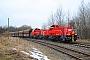 """Voith L04-10154 - DB Cargo """"261 103-6"""" 05.04.2013 - Kiel-DietrichsdorfJens Vollertsen"""
