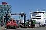 """Voith L04-10154 - DB Cargo """"261 103-6"""" 19.04.2020 - Kiel,SchwedenkaiTomke Scheel"""
