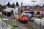"""Voith L04-10155 - DB Schenker """"261 104-4"""" 23.09.2013 - Bei der Firma Fuchs in Kiel-HasseeBerthold Hertzfeldt"""