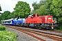 """Voith L04-10155 - DB Cargo """"261 104-4"""" 10.06.2016 - Kiel-SuchsdorfJens Vollertsen"""