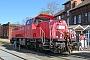 """Voith L04-10155 - DB Cargo """"261 104-4"""" 09..04.2020 - Minden (Westfalen)Klaus Görs"""
