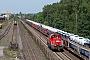 """Voith L04-10156 - DB Cargo """"261 105-1"""" 17.07.2015 - Duisburg-Wedau, SchienenlagerMalte Werning"""