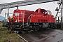 """Voith L04-10156 - DB Schenker """"261 105-1"""" 26.09.2014 - Duisburg-RuhrortAlexander Leroy"""