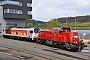 """Voith L04-10156 - DB Cargo """"261 105-1"""" 28.04.2017 - Kiel-Wik, NordhafenJens Vollertsen"""