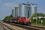 """Voith L04-10157 - DB Cargo """"261 106-9"""" 18.05.2018 - Weilerswist-DerkumWerner Schwan"""
