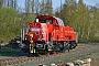 """Voith L04-10158 - DB Schenker """"261 107-7"""" 22.04.2013 - Leverkusen-OpladenMarkus Tigges"""