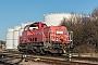"""Voith L04-10158 - DB Cargo """"261 107-7"""" 02.02.2020 - EmlebenFrank Schädel"""