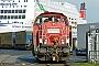 """Voith L04-10159 - DB Cargo """"261 108-5"""" 27.10.2019 - Kiel, SchwedenkaiTomke Scheel"""