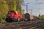 """Voith L04-10160 - DB Schenker """"261 109-3"""" 28.04.2015 - Duisburg-Neudorf, Abzweig LotharstraßeMalte Werning"""