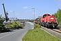 "Voith L04-10160 - DB Schenker ""261 109-3"" 19.04.2014 - Duisburg-WanheimerortMartijn Schokker"