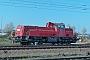 "Voith L04-10160 - DB Cargo ""261 109-3"" 01.04.2019 - Düsseldorf-RathWolfgang Platz"