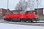 """Voith L04-18003 - DB Schenker """"265 002-6"""" 19.01.2013 - Halle (Saale), BetriebshofAndreas Kloß"""