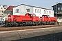 """Voith L04-18003 - DB Schenker """"265 002-6"""" 19.03.2015 - Nordhausen, BahnhofKlaus Dietrich"""