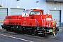 "Voith L04-18004 - DB Schenker ""265 003-4"" 28.10.2012 - Kiel-WikBerthold Hertzfeldt"
