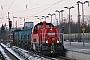 """Voith L04-18004 - DB Schenker """"265 003-4"""" 12.03.2013 - Nienburg (Weser), BahnhofThomas Wohlfarth"""