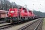 """Voith L04-18005 - DB Schenker """"265 004-2"""" 15.01.2016 - Duisburg-WedauRolf Alberts"""