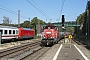 "Voith L04-18005 - DB Cargo ""265 004-2"" 23.08.2019 - Wuppertal, Bahnhof Zoologischer GartenMartin Welzel"